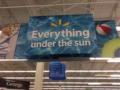Everything Under The Sun (splinky9000) Tags: kingston ontario wal mart