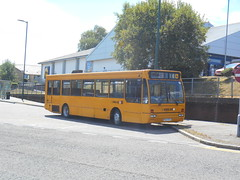 Harris Coaches 16 (Welsh Bus 18) Tags: harriscoaches volvo b10b58 plaxton verde 16 p637ffc tredegar 62seater oxfordbuscompany 637
