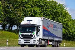 Iveco Stralis 460EEV Hi-Road / Logitrans (TR) (almostkenny) Tags: lkw truck camion ciężarówka iveco stralis hiroad tr türkiye turkey logitrans 34de5679