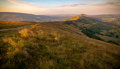 Great Ridge (kieran_metcalfe) Tags: grass 80d greatridge landscape leadingline goldenhour nature tokina1116mm derbyshire sky 3leggedthing canon evening countryside peakdistrict cold
