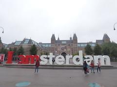 I Am Amsterdam Sign Rijksmuseum Amsterdam July 2018 (symonmreynolds) Tags: rijksmuseum iamamsterdam sign amsterdam july 2018 holland