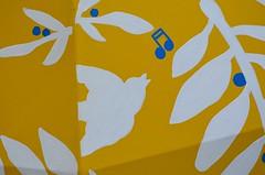 Bird Song (pjpink) Tags: origami sculpture lewisginterbotanicalgarden lewisginterbotanicalgardens lewisginter gardens northside rva richmond virginia june 2018 summer pjpink 2catswithcameras