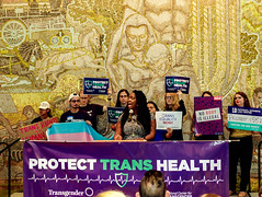 2018.07.17 #ProtectTransHealth Rally, Washington, DC USA 04759
