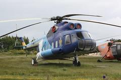 Mil Mi-8 der Deutschen Marine (Helgoland01) Tags: nordholz niedersachsen museum hubschrauber helicopter milmi8 marine marineflieger