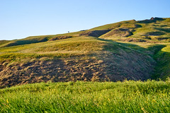 hills and fields of the North Caucasus (uiriidolgalev) Tags: hills fields north caucasus