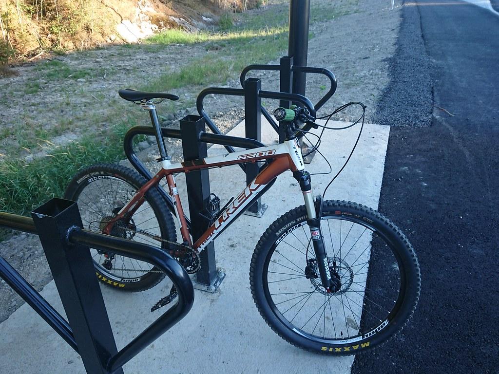 trek sykkel norge