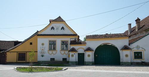 Houses of Romania ©  Andrey