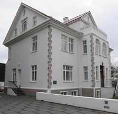 Historic Building (Reykjavík, Iceland) (courthouselover) Tags: iceland ísland europe europa capitalregion greaterreykjavik greaterreykjavík höfuðborgarsvæðið reykjavik reykjavík northerneurope nordiccountries is