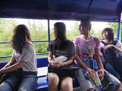 IMGP1942 (陳竹 / bamboo / Baipaii) Tags: thailand kanchanaburi waterfall erawanwaterfall onedaytrip pentaxq7 thammasat exchangestudent