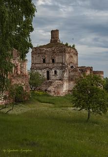 Krasnokholmsky Nikolayevsky Antoniev Monastery