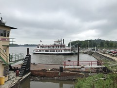 Hannibal, Missouri - Mark Twain (Patrice Roe) Tags: hannibal missouri mississippiriver marktwin samuelclemens historic museum homes beckythatcher huckfinn riverboat roadtrip2018