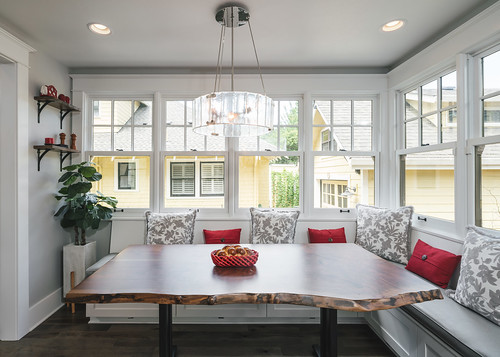 Irvington Kitchen and Banquette 001