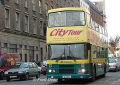 Dublin Bus RH40 (90D1040). (Fred Dean Jnr) Tags: november2004 dublinbus busathacliath dublin dublincitytour bstone olympian alexander r opentop rh40 90d1040 dolierstreetdublin