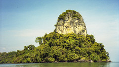 Lankawi (Mabu63) Tags: andamansea langkawi malasia straitofmalacca jungle limestone mangrove sea