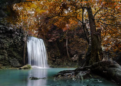 Waterfall (Lekzaza.G) Tags: waterfall water tree longexposure landscape landscapelover