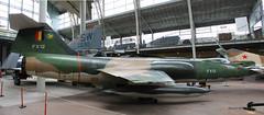 SABCA F 104G Starfighter n° 9029  ~ FX12 (Aero.passion DBC-1) Tags: musée royal de larmée bruxelles muséedelair airmuseum collection dbc1 david biscove aeropassion avion aircraft aviation plane preserved préservé sabca f104 starfighter ~ fx12 lockheed