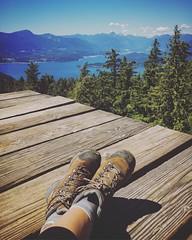 Mount Gardner hike (ervinkristin) Tags: bowenisland mountgardner outdoors 604now explorer vancity vancouver wanderlust hiking howesound hike mountain