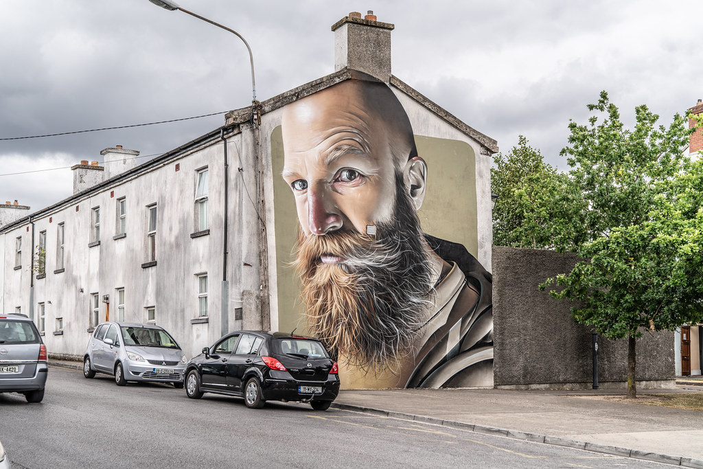 EXAMPLES OF STREET ART [URBAN CULTURE IN WATERFORD CITY]-142329