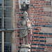Statue, Old Town Hall, Bremen