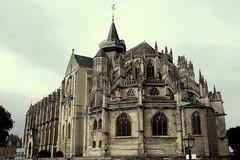 Stiftskirche Notre-Dame et Saint-Laurent (diezin) Tags: collégialenotredameetsaintlaurent diezin eu flickr kirche kodak notredame saintlaurent stiftskirche