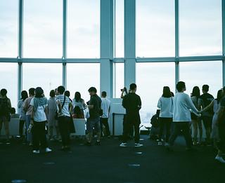 六本木-東京鐵塔