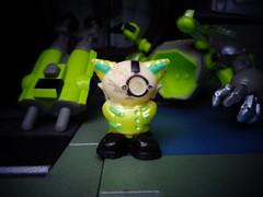 Mad Scientist (ridureyu1) Tags: ready2robot robot mecha mech pilot toy toys actionfigure toyphotography sonycybershotsonycybershotdscw690