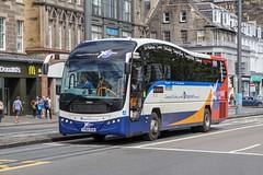 53806 YY65SXN Stagecoach Fife (busmanscotland) Tags: 53806 yysxn yy65sxn yy65 sxn volvo b11r plaxton elite express city connect stagecoach fife