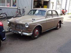 GH-40-05 1965 Volvo Amazon (P12194) (Skitmeister) Tags: gh4005 carspot nederland skitmeister car auto pkw voiture