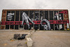 Caution, do not feed (sniggie) Tags: kentucky lexington phrbtn artistmto construction divesignals diving mural oldfactoryarea paintspraying scuba sharkcage wallpainting diver scubadiver