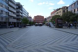 20180418 67 Madrid - Plaza de Santa Maria Soledad Torres Acosta