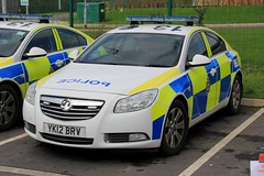 West Yorkshire Police Vauxhall Insignia Driver Training Vehicle (PFB-999) Tags: west yorkshire police wyp vauxhall insignia saloon driver training vehicle car unit lightbar grilles leds yk12brv