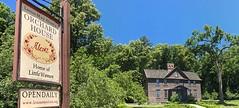 Orchard House (1) (AntyDiluvian) Tags: boston massachusetts concord louisamayalcott orchardhouse littlewomen author writer novel