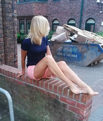 Lucky builders (newport50) Tags: sexylegs sexyteasing verysexy sosexy sexytease sexypose sexyfeet sexybarefeet hotlegs hotfeet hotwoman fetish ankles arched erotic sensual
