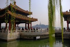 XE3F1389 - Parque Beihai  - Beihai Park (Enrique R G) Tags: parque beihai parquebeihai park beihaipark pekín beijing china fujixe3 fujinon18135
