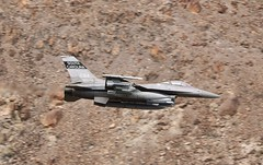 SWAMP FOX (Dafydd RJ Phillips) Tags: f16 fighting falcon jedi transition star wars low level 157th sqn squadron south carolina air national guard columbia rainbow canyon california panamint death valley swamp foxes tactical military jet fighter aviation