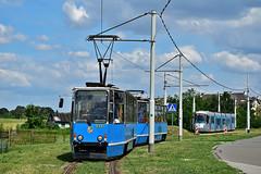 Konstal 105Na #2347+2457 MPK Wrocław (3x105Na) Tags: konstal 105na 2347 mpk wrocław mpkwrocław tram tramwaj strassenbahn strasenbahn polska poland polen breslau sonderfahrt przejazdspecjalny