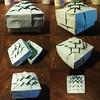 Boîte basée sur la clover tessellation. Design : Shuzo Fujimoto #origami #origamiart #papercraft #paper #paperart #craft #paperfolding #tessellation #origamitessellation #shuzofujimoto #clover #cloverbox #origamibox (OrigamiInvasion) Tags: origami paperfolding papercraft paper craft
