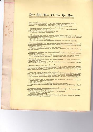 1931: Nov Programme 6