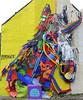 unicorn (stusmith_uk) Tags: scotland aberdeenshire aberdeen unionglen april unicorn strrtart street art 2018 bordaloii