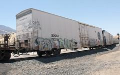 BNSF 793761 (chrisibbotson) Tags: railroad railfan usa chrisibbotson bnsf bnsfrailway reefer calienteca