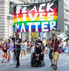 The March (vpickering) Tags: 2018 newyorkcity pride themarch ny nyc newyork pridemarch