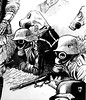 waiting (Arthur Rx) Tags: art artwork world war one