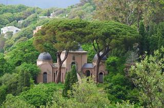592 - Cap Corse - Pino, Mausolée de la Famille Piccioni