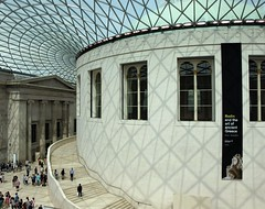 The British Museum. (No1bus) Tags: london bloomsbury museum history tourists