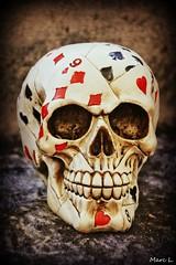Death Game (marc.lacampagne) Tags: crane skull mort death jeu game eos tamron canon soe