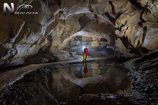 Cueva de Sale el agua.