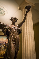 An Offering (dayman1776) Tags: washington dc maryland sculpture statue female form american art museum smithsonian bronze classical daniel chester french sculptor sony a6000