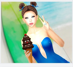 Choco addict (Anabigail) Tags: sintiklia song tarte storieco sorumin limit8 sl blogger event pl