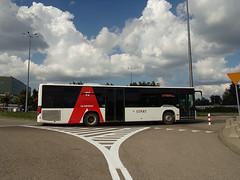 "Setra S415NF, ""Start Parking"" (transport131) Tags: bus autobus setra s415nf start parking"