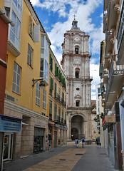 Spain: Málaga, San Juan Bautista (Henk Binnendijk) Tags: iglesiadesanjuanbautista sanjuanbautista sanjuanbautistachurch église church kerk kirche malaga málaga andalucia andalucía andalusia españa spain spanje